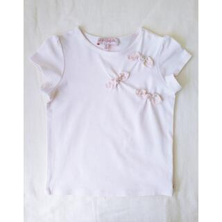 ボンポワン(Bonpoint)のLili Gaufrette リリゴーフレット Tシャツ(Tシャツ/カットソー)