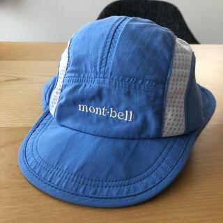 mont bell - モンベルベビー サハラキャップ