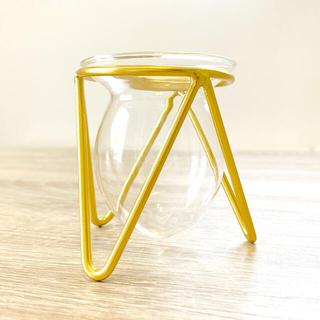 フランフラン(Francfranc)のポット型 花瓶 ミニサイズ No.4 【値下げ中🌼】(花瓶)