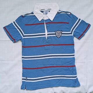 ジェイプレス(J.PRESS)の子供服 男の子 ポロシャツ サイズ140 J.PRESS USED 古着(Tシャツ/カットソー)