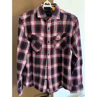 アトリエサブ(ATELIER SAB)のA•S•M  アトリエサブメン チェックシャツ(シャツ)