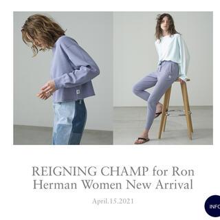 Ron Herman - ロンハーマン別注 レイニングチャンプ ラベンダースウェットパンツ