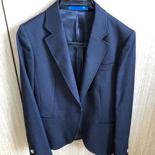 アオキ(AOKI)のAOKI ジャケット 黒 未着用品(テーラードジャケット)