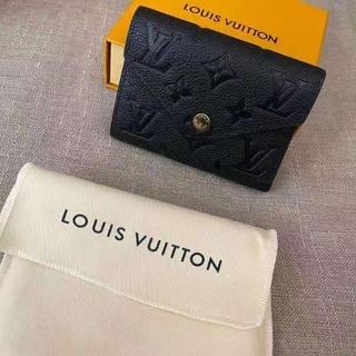 LOUIS VUITTON - LOUIS VUITTON M64060ポルトフォイユ?ヴィクトリーヌ 折財布