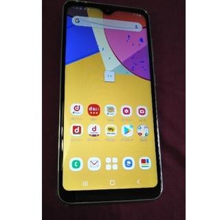 ギャラクシー(Galaxy)のけんじ様専用 Galaxy A21 docomo simロック解除済(携帯電話本体)