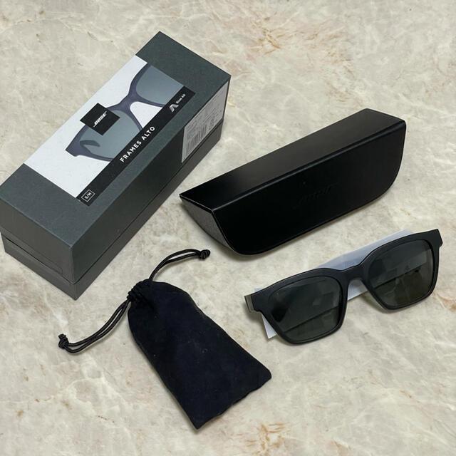 BOSE(ボーズ)のBOSE FRAMES ALTO ボーズフレームオルトS/M グローバルフィット スマホ/家電/カメラのオーディオ機器(ヘッドフォン/イヤフォン)の商品写真