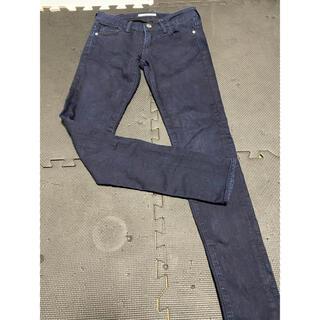 アズールバイマウジー(AZUL by moussy)のAZUL 紺色パンツ(カジュアルパンツ)