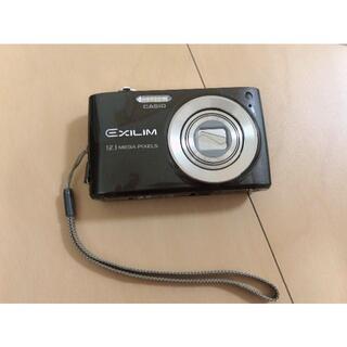 カシオ(CASIO)のCASIO デジタルカメラ EXILIM ZOOM EX-Z400(コンパクトデジタルカメラ)