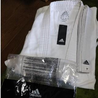 アディダス(adidas)の柔道着3号 アディダス160センチ(相撲/武道)
