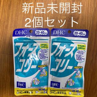 DHC - DHC フォースコリー 20日分 2個セット