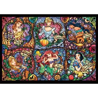 ディズニー(Disney)のジグソーパズル 1000ピース ブリリアントプリンセス (その他)