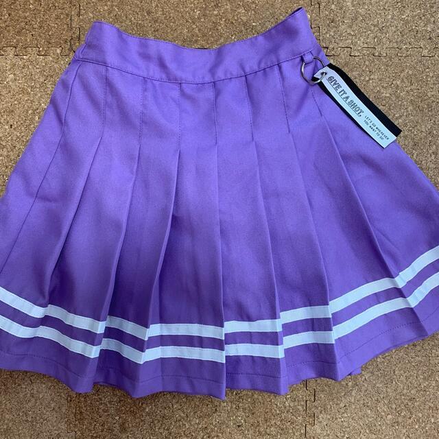 lovetoxic(ラブトキシック)の☆美品 ラブトキシック プリーツスカート 160 L☆ キッズ/ベビー/マタニティのキッズ服女の子用(90cm~)(スカート)の商品写真