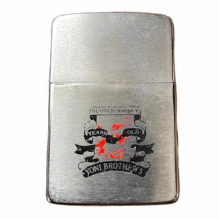 ジッポー(ZIPPO)の【1982年製】zippo YONI BROTHERS OLD コレクション(タバコグッズ)