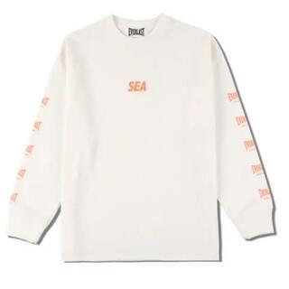 シー(SEA)のWind and sea everlast 完売品(Tシャツ/カットソー(七分/長袖))
