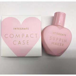 INTEGRATE - インテグレート すっぴん美肌セット(CCパウダー➕すっぴんメイカーリキッド)