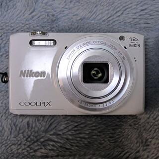 Nikon - Nikon Coolpix S6800