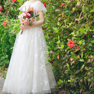 ウェディングドレス 前撮りドレス(ウェディングドレス)