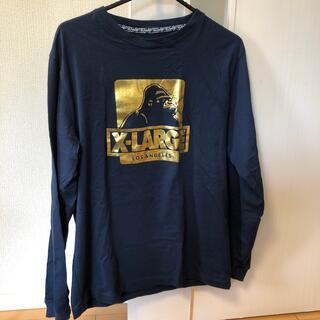エクストララージ(XLARGE)のメンズロンT(Tシャツ/カットソー(七分/長袖))