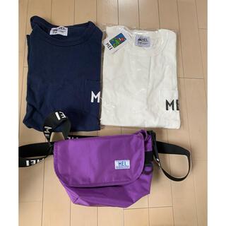 エムイーアイリテールストア(MEIretailstore)の専用 MEI Tシャツ2枚、ボディバック セット(Tシャツ(半袖/袖なし))