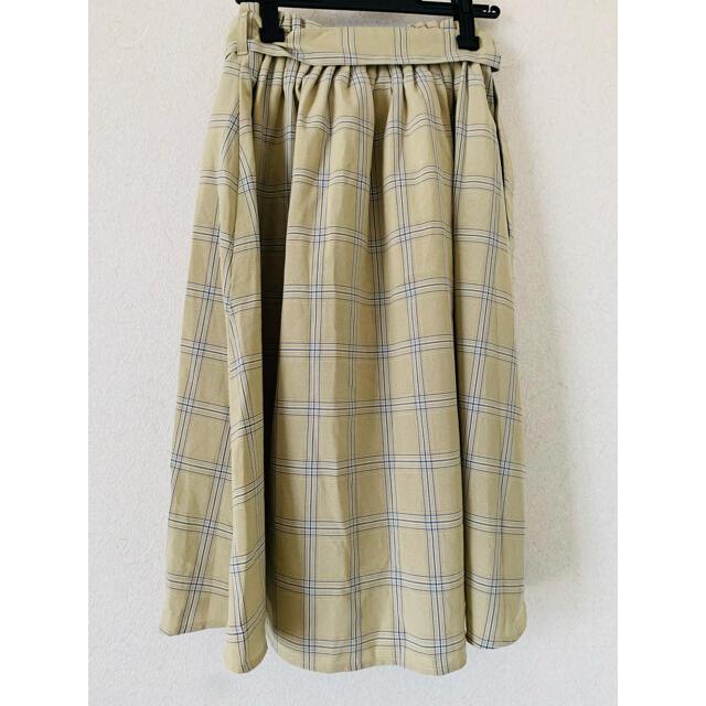 one after another NICE CLAUP(ワンアフターアナザーナイスクラップ)のナイスクラップ スカート レディースのスカート(ロングスカート)の商品写真