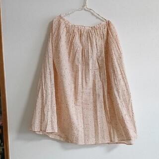 エムケーミッシェルクラン(MK MICHEL KLEIN)のひざ丈スカート(ひざ丈スカート)