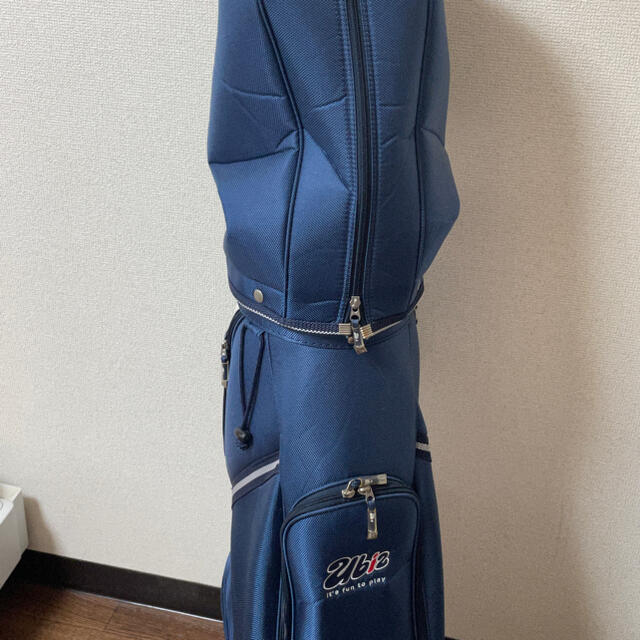 wilson(ウィルソン)のWILSON レディース ゴルフクラブセット+ケース+ボール沢山+ピン 初心者 スポーツ/アウトドアのゴルフ(クラブ)の商品写真