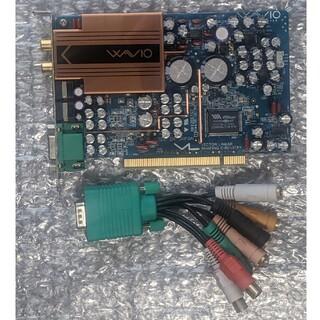 オンキヨー(ONKYO)のONKYO SE-200PCI LTD WAVIO PCI(PCパーツ)