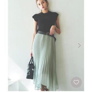ノエラ(Noela)のノエラ♡シアープリーツスカート(ロングスカート)