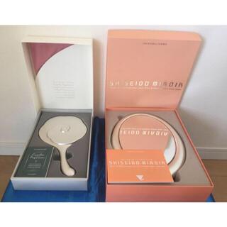 シセイドウ(SHISEIDO (資生堂))の第2弾 資生堂 アンジェラカミングス 手鏡とスタンドミラーセット 非売品(ミラー)