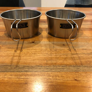 INOUT オリジナル シェラカップ 2個セット(食器)