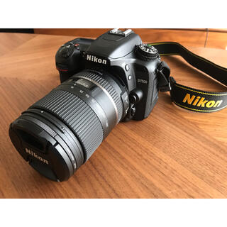 ニコン(Nikon)のD7500 Nikon ニコン TAMRON 16-300mm F3.5-6.3(デジタル一眼)