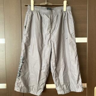 ナイキ(NIKE)のナイキ 七分丈パンツ メンズMサイズ グレー(その他)