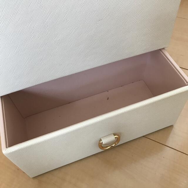 Francfranc(フランフラン)のメイクボックス フランフラン コスメ/美容のメイク道具/ケアグッズ(メイクボックス)の商品写真