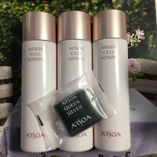 ARSOA - アルソア セルローション 3本