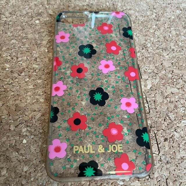 PAUL & JOE(ポールアンドジョー)のPaul&Joe  iPhone8ケース スマホ/家電/カメラのスマホアクセサリー(iPhoneケース)の商品写真