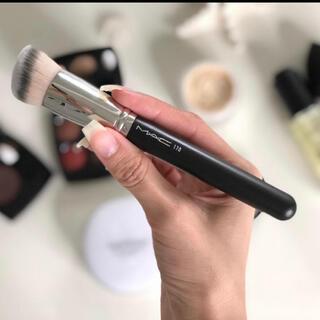 MAC - 新品未使用MAC 170 ブラシ シンセティック ラウンデッド スラント ブラシ