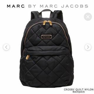 MARC BY MARC JACOBS - 【新品未使用】マークバイマークジェイコブス  リュック