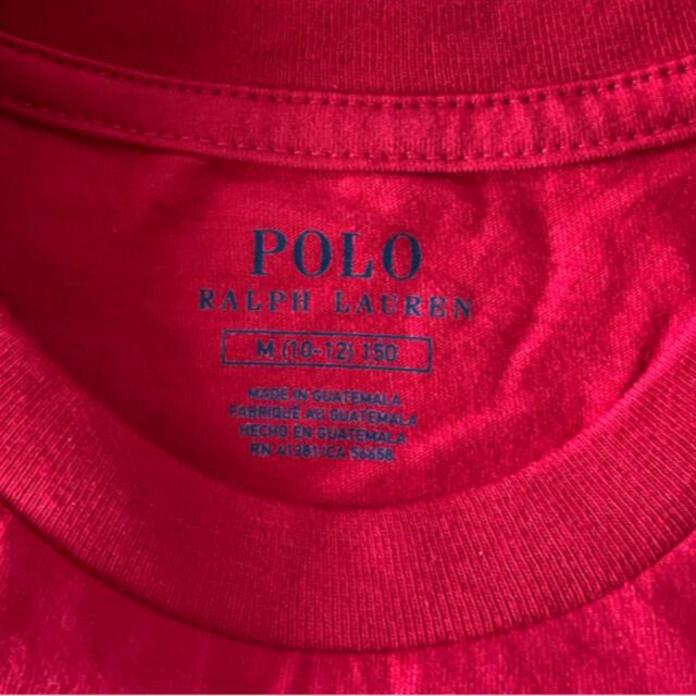 Ralph Lauren(ラルフローレン)のラルフローレン Tシャツ 150 キッズ/ベビー/マタニティのキッズ服男の子用(90cm~)(Tシャツ/カットソー)の商品写真