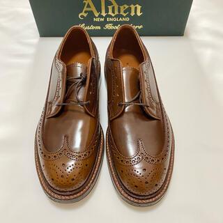 Alden - 【新品】Alden オールデン ラベロ コードバン ロングウィング LWB