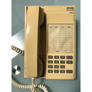 NEC - 電話機(アナログ・単独)NEC製