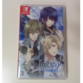 ニンテンドースイッチ(Nintendo Switch)の(未開封)NORN9 LOFN ノルン+ノネット Switch(家庭用ゲームソフト)