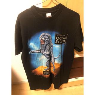 アンビル(Anvil)のTHE ROLLING STONES ローリングストーンズ Tシャツ 米国製(Tシャツ/カットソー(半袖/袖なし))