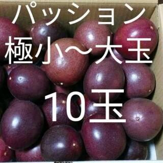 沖縄産パッションフルーツ(フルーツ)