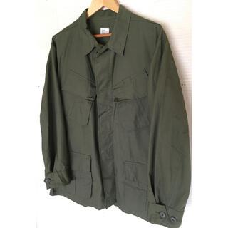 デッドストック アメリカ軍 ジャングルファティーグジャケット