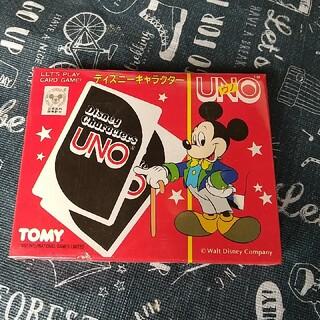 ディズニー(Disney)のディズニーキャラクターUNOウノ(トランプ/UNO)