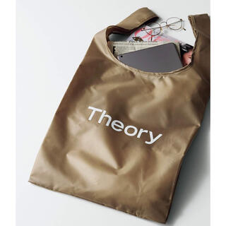 セオリー(theory)の【Oggi オッジ 2021年5月号付録】Theory サステナブルエコバッグ(エコバッグ)