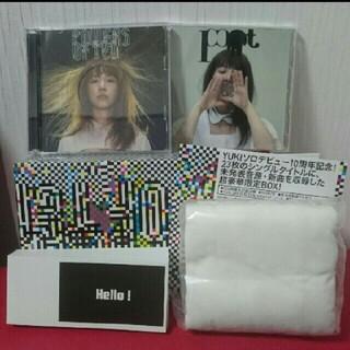 YUKIコンプリートシングルコレクションソロデビュー10周年記念アルバム(ポップス/ロック(邦楽))