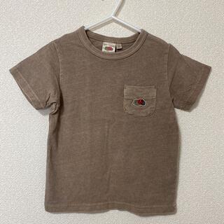 しまむら - 未使用品#半袖Tシャツ#フルーツオブザルーム#100cm