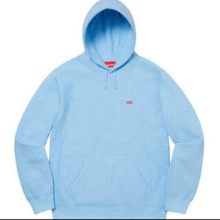 Supreme -  supreme small box logo hooded