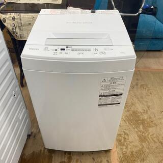 トウシバ(東芝)の洗濯機 2019年式(洗濯機)